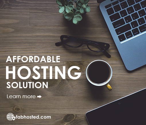 Affordable Hosting Solution