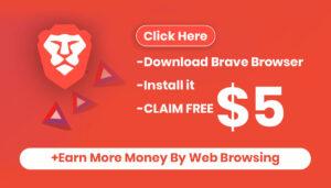 earn crypto brave